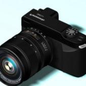 Camera Panasonic Lumix L1
