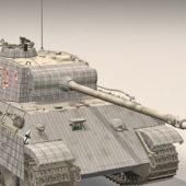 German Panzer V Medium Tank