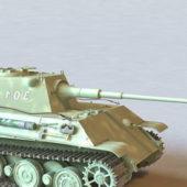 German Panzer V Tank