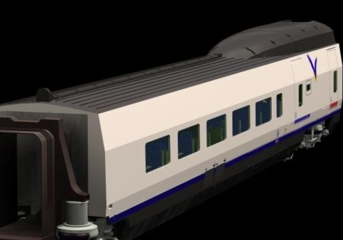 Vehicle Passenger Rail Car