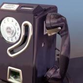 Payphone Public Telephone