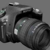 Pentax Dslr Camera K100d Model