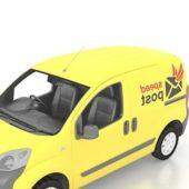 Vehicle Peugeot Bipper Van
