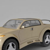 Car Pick Up Suv Design