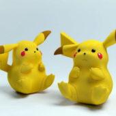 Pokemon Pikachu Character