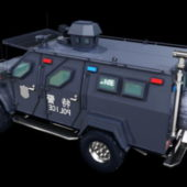 Us Swat Armored Vehicle
