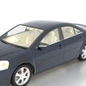 Grey Pontiac G6 Sedan Car