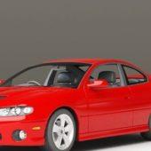 Pontiac Gto 6.0 Sedan Car