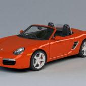 Car Porsche 718 Boxster