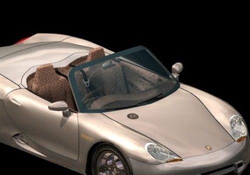 Vehicle Porsche Boxster Sports Car