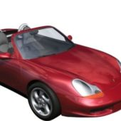 Porsche Boxster Sports Roadster Car