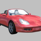 Porsche Boxter 2-door Roadster Car