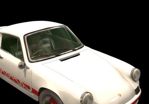 Vehicle Porsche Carrera Gt Sports Car