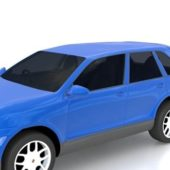 Porsche Cayenne Suv Car