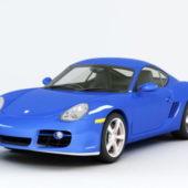 Car Porsche Cayman S Coupe