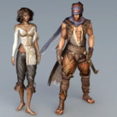Prince Of Persia Game Characters