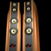 Pro High-end Audio Speakers