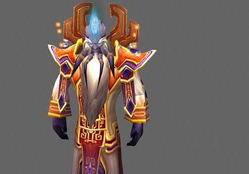 Prophet Velen Game Character