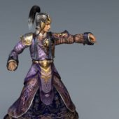 Qing Dynasty Character Politician