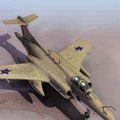 Raf Blackburn Buccaneer Military Aircraft