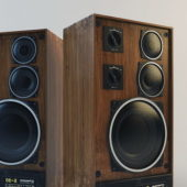 Electronic Radiotehnika S90 Speaker