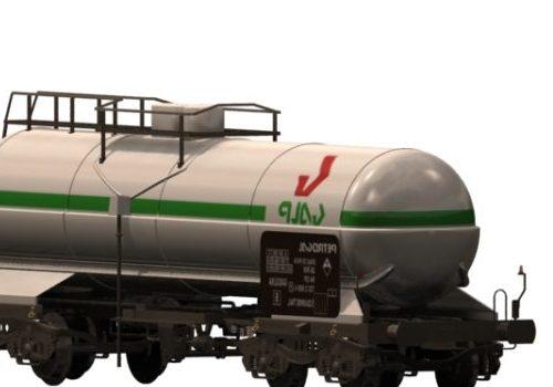 Vehicle Railroad Tank Wagon