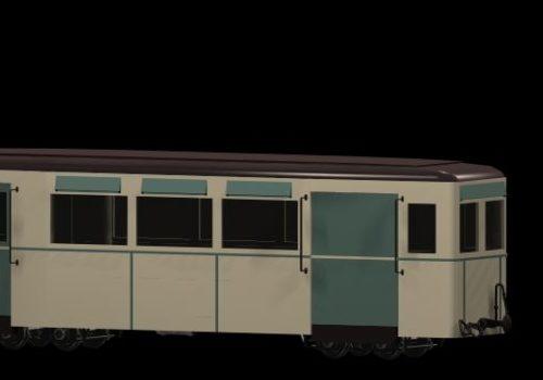 Vehicle Railway Passenger Car