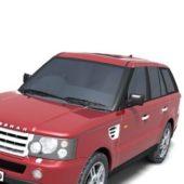 Range Rover Evoque Car
