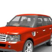 Range Rover Suv Car