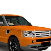 Orange Range Stormer Concept Car
