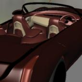 Cadillac Convertible Car
