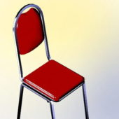 Red Furniture Conference Chair