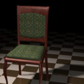 Red Wood Furniture Dining Chair