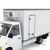 Refrigerated Truck Van