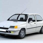 Vehicle Car Renault Clio Hatchback