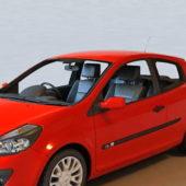 Renault Clio Iii Car