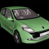 Renault Clio Car Sport Style