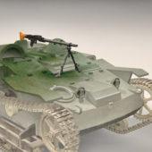Renault Tank Ue Chenillette