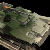 Military Renault Ue Armoured Carrier