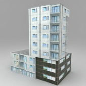 High-rise Commercial Residential Building