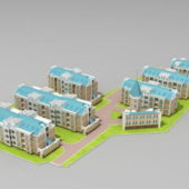 Residential Apartments Concept