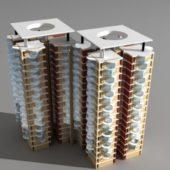 Residential Tower Blocks Design