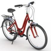 Vintage Girls Bike