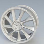 Rex Alloy Car Wheel Design