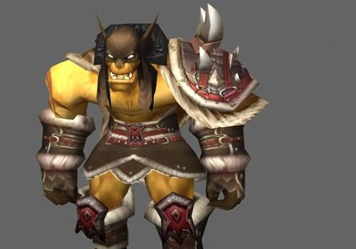 Rexxar Remar Game Character