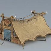 European Leather Tent