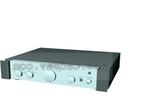 Electronic Rotel Stero Control Amplifier