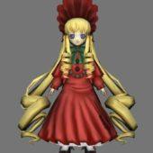 Anime Character Rozen Maiden Shinku