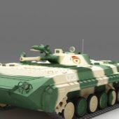 Soviet Bmp-1 Infantry Fighting Vehicle
