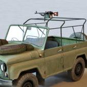 Military Uaz Truck